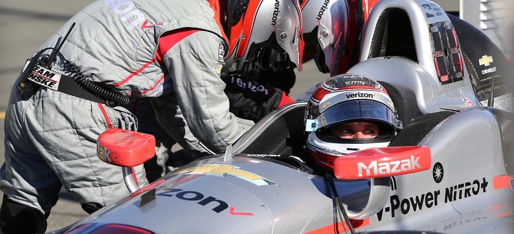 Indycar: Will Power misses out on second title