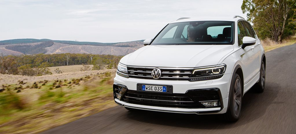 2016 Volkswagen Tiguan review