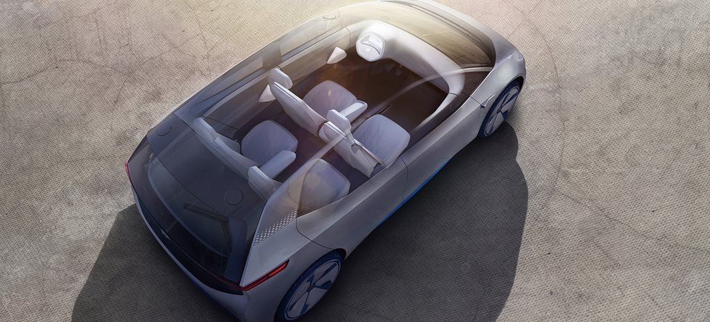 2016 Paris Motor Show: Volkswagen says its future is in electric cars
