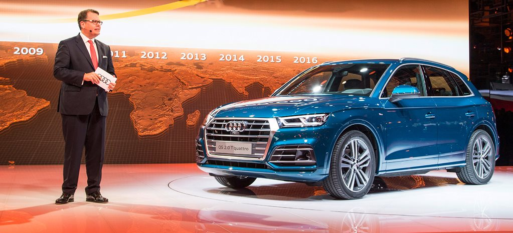 2016 Paris Motor Show: Audi confirms full autonomy within 12 months