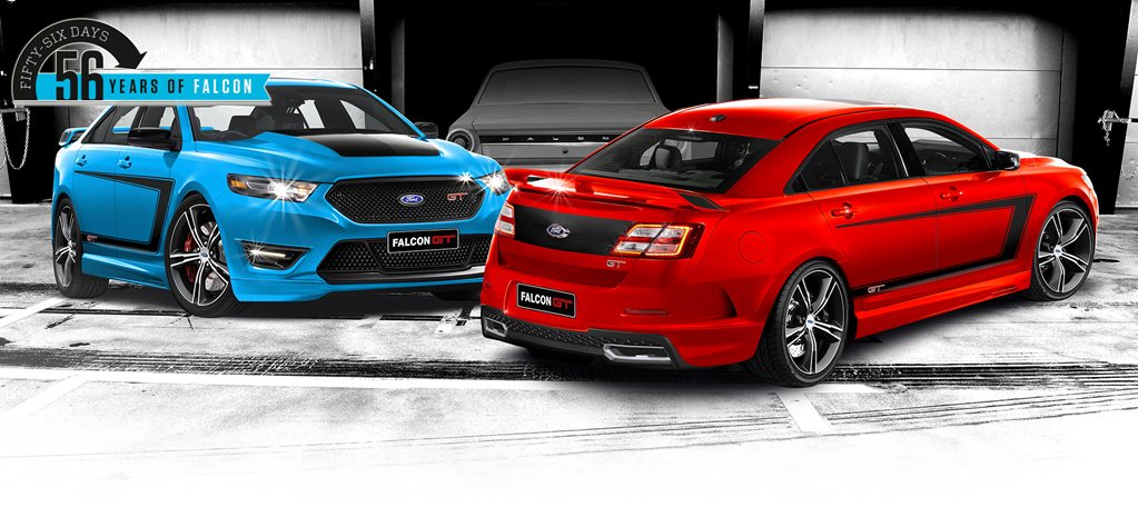 2013 Ford Falcon: GT-HO farewell ruled out