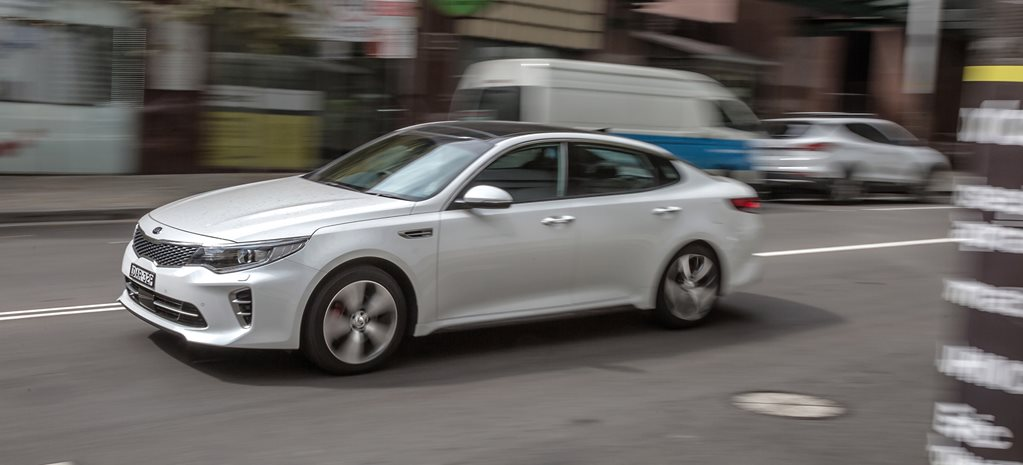 2016 Kia Optima GT long-term car review, part 5