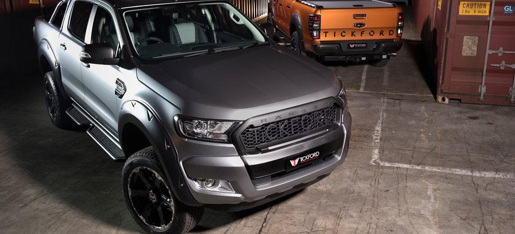 Confirmed: Tickford name returns to Ford Ranger and Mustang