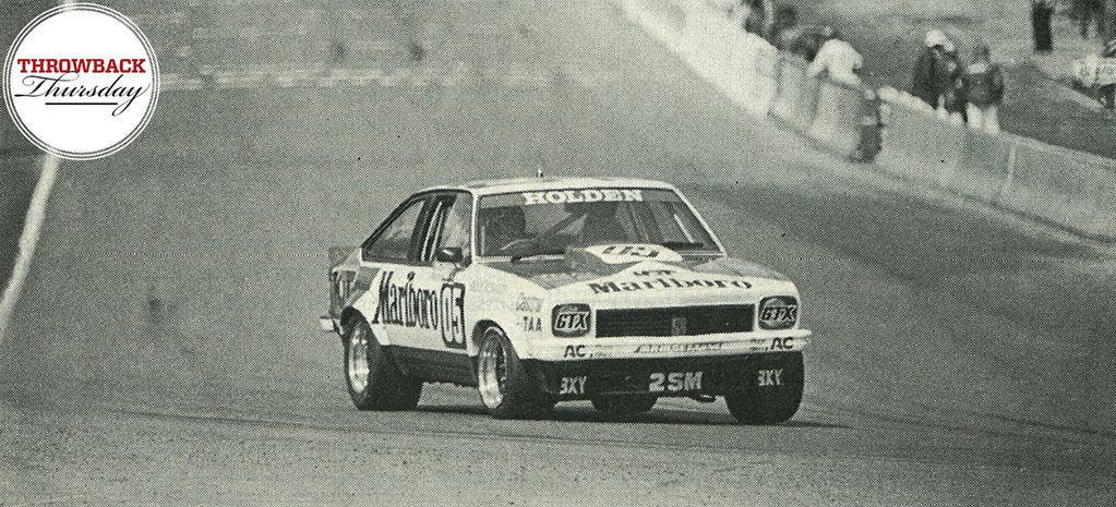 Archive: Peter Brock's Bathurst win at Mt Panorama
