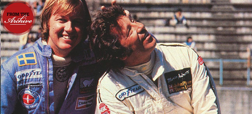 Ronnie Peterson F1 death scandal remembered
