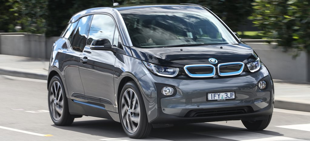 2016 BMW i3 94Ah review