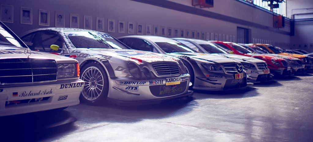 Mercedes-Benz classic cars: Inside Holy Halls