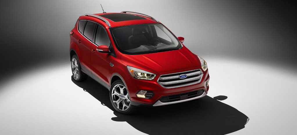 2017 Ford Escape ousts Kuga in Australia