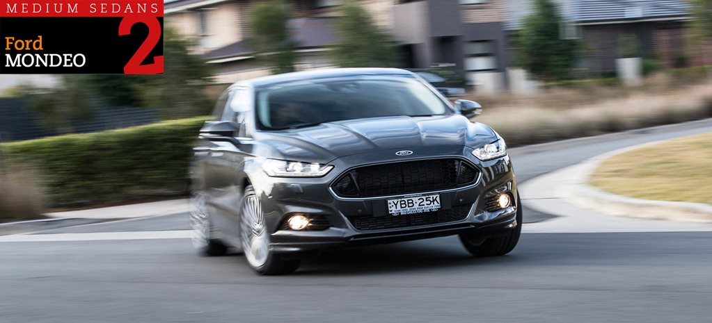 Family sedan comparison review: Ford Mondeo Titanium Ecoboost