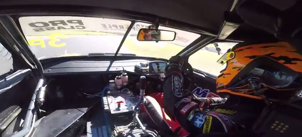 Tim Slade's mind boggling World Time Attack lap record video