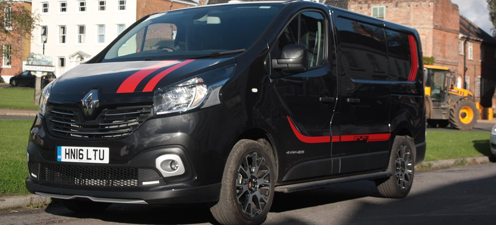 2017 Renault Trafic review