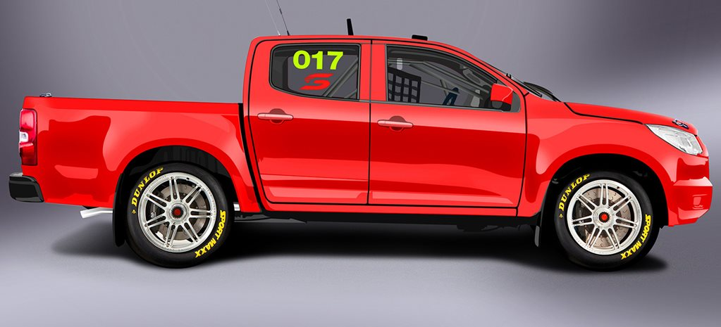 Supercars to launch dual-cab ute racing series