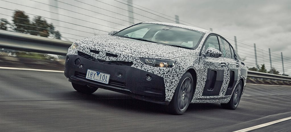 2018 Holden Commodore prototype review
