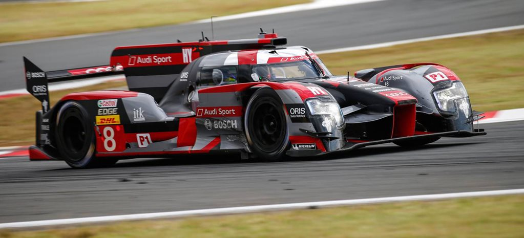 Audi ditches WEC for Formula E