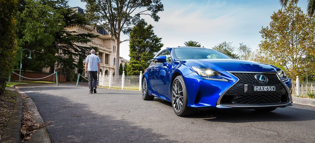 2016 Lexus RC200t long term car review, part 6