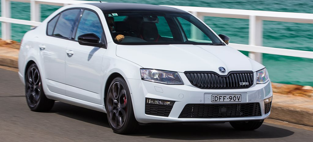 2016 Skoda Octavia RS230 Review