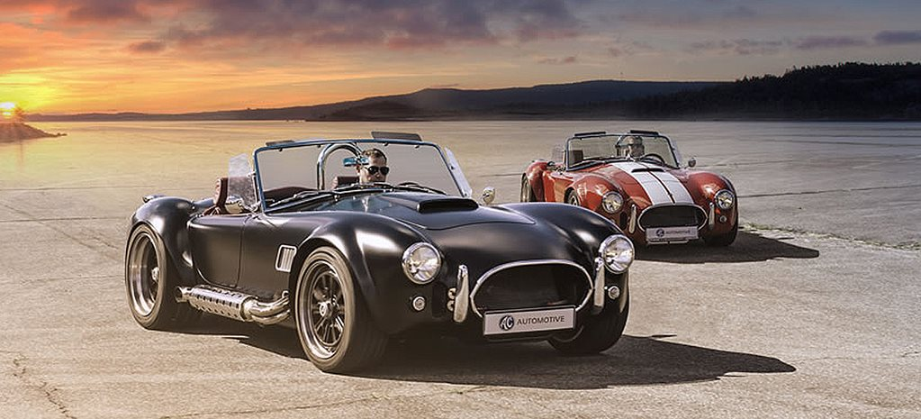 2017 AC Cobra will have 410kW V8 heart