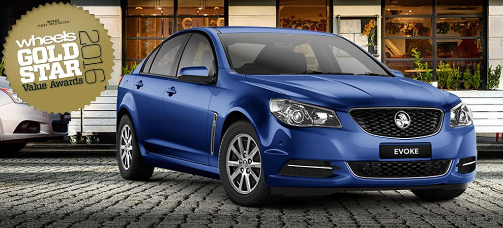 Large cars under $45K: Australia's Best Value Cars