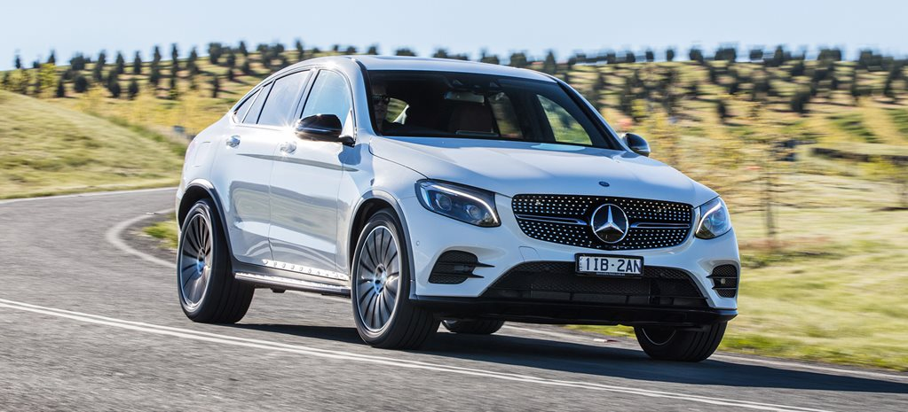 2017 Mercedes GLC Coupe review