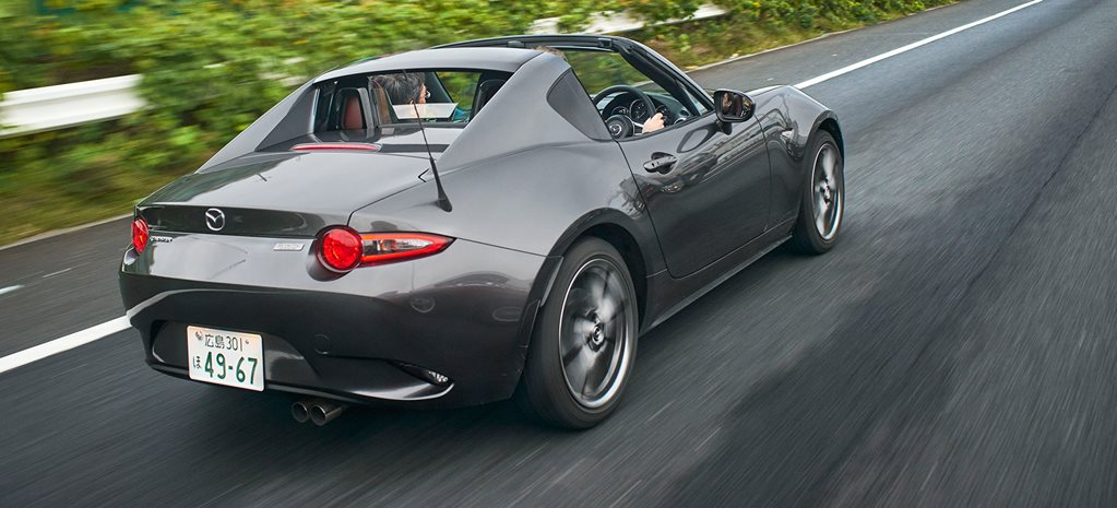 2017 Mazda MX-5 RF review