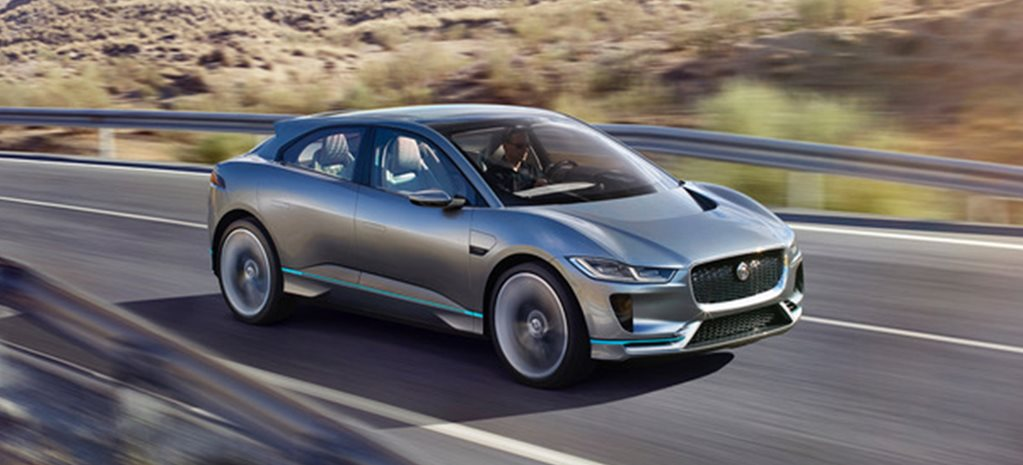 2016 LA Motor Show: 2018 Jaguar i-Pace revealed