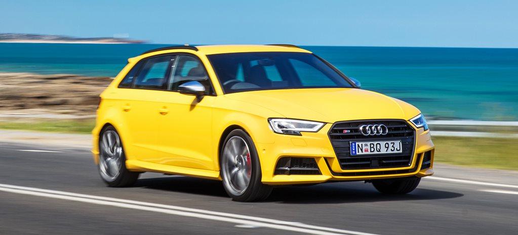 Audi S Sportback Review - Audi s3 review
