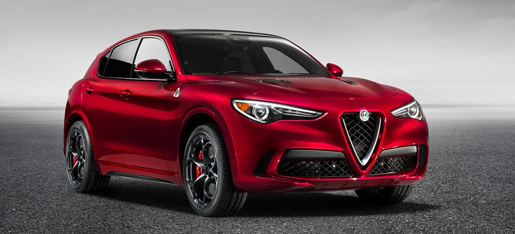 2016 LA Motor Show: 2017 Alfa Romeo Stelvio breaks cover in USA