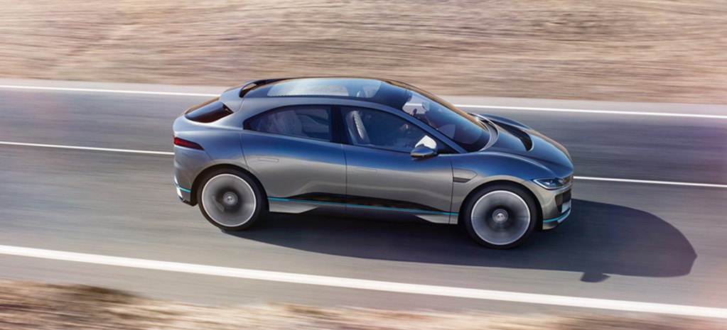 2016 LA Motor Show: Jaguar i-Pace electric SUV takes aim at Tesla