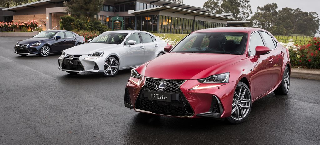 2017 Lexus IS review
