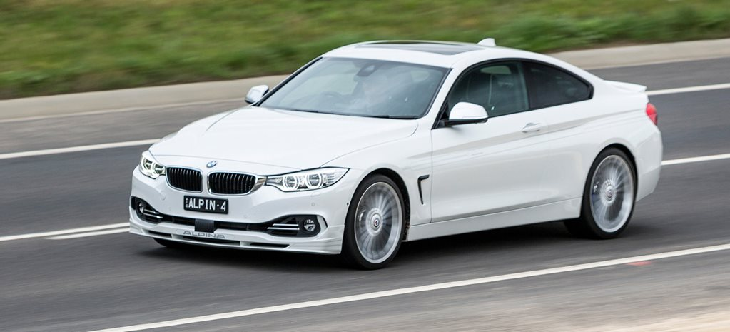 2016 BMW Alpina B4 Bi-turbo review