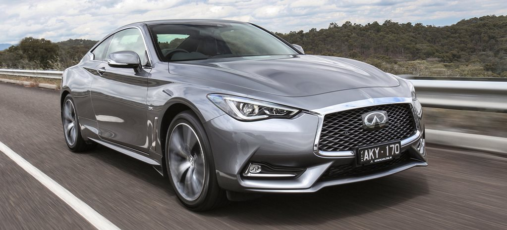 2017 Infiniti Q60 2.0t Coupe review