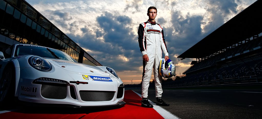 Australian Matt Campbell to race in Porsche Supercup