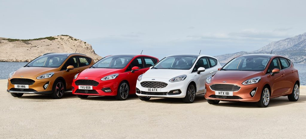 2017 Ford Fiesta revealed | Wheels Mag