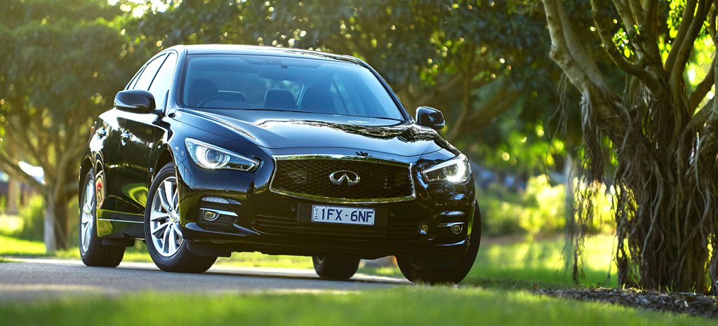 2016 Infiniti Q50 long term car review, part 1