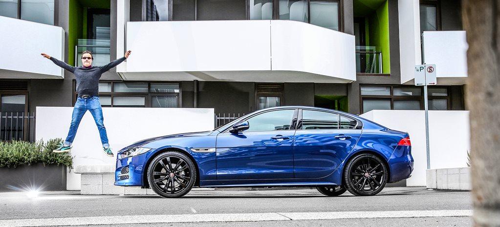 2016 jaguar xe long-term car review, part 1