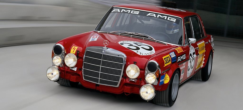 Top 5 Mercedes-AMG landmark vehicles