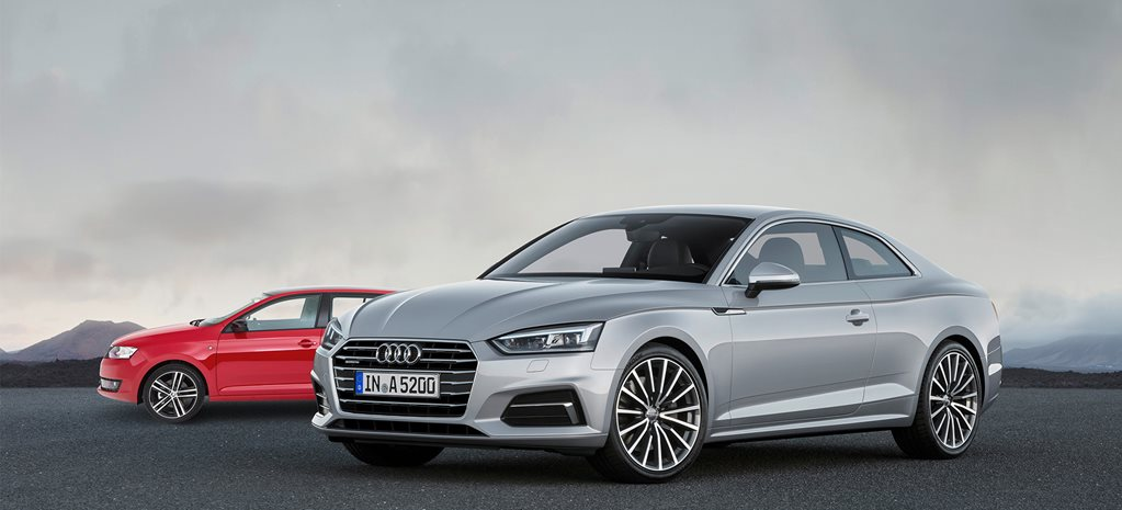2017 Audi A5 coupe design and perception