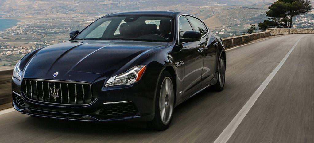 2017 Maserati Quattroporte first drive review