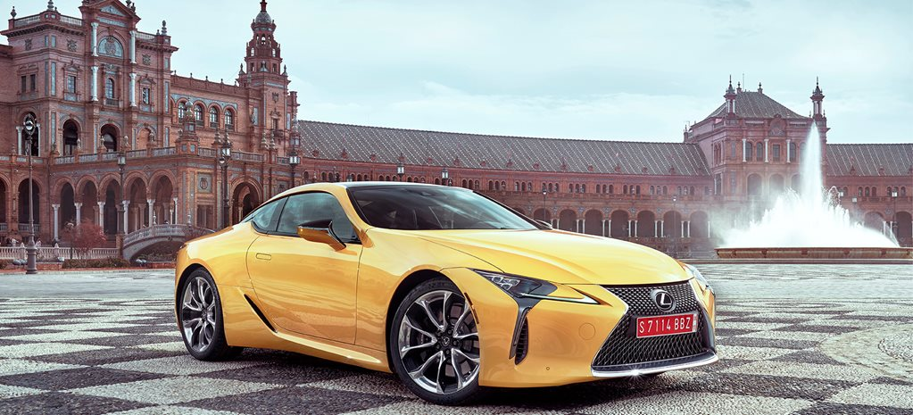 2017 Lexus LC review