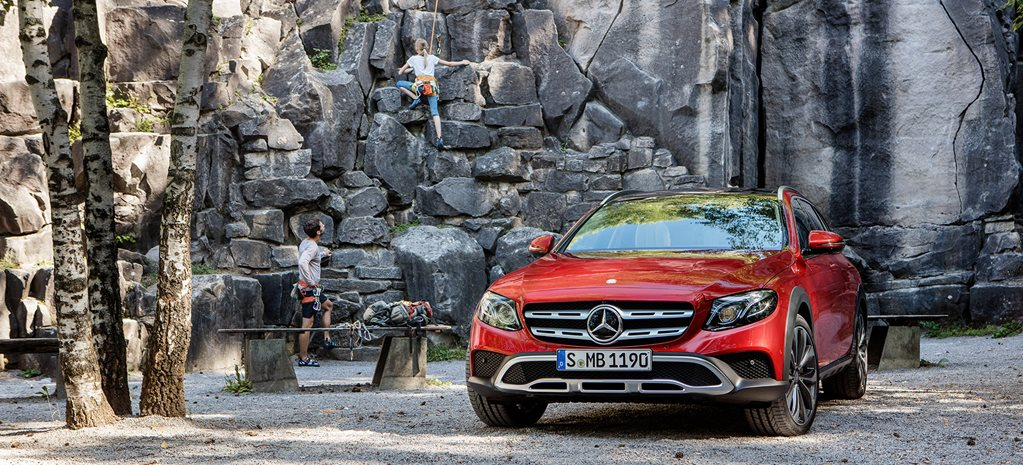 2017 Mercedes-Benz E-Class All-Terrain review