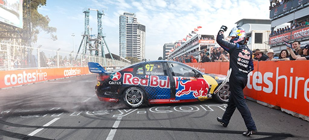 V8 Supercars in 2016 and 2017