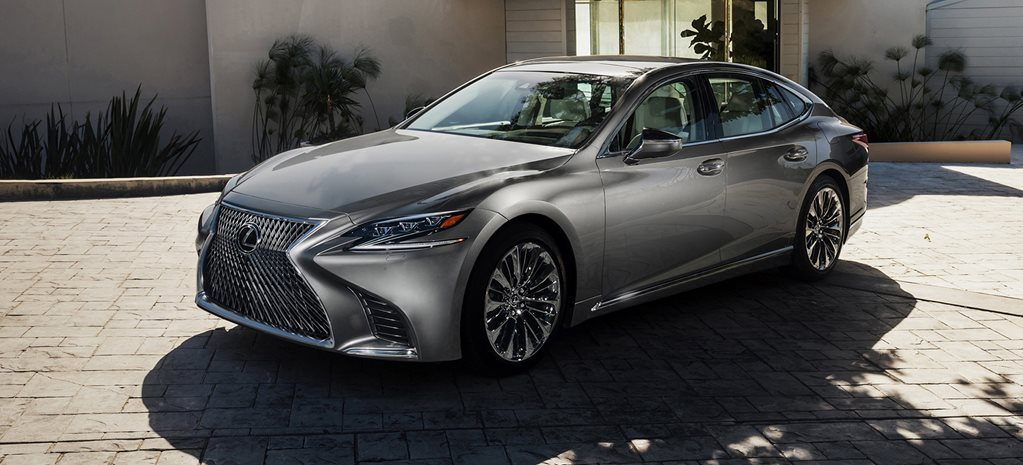 2018 Lexus LS set to unsettle Mercedes S-Class