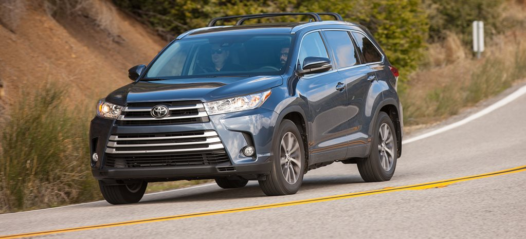 2017 Toyota Kluger Series II review