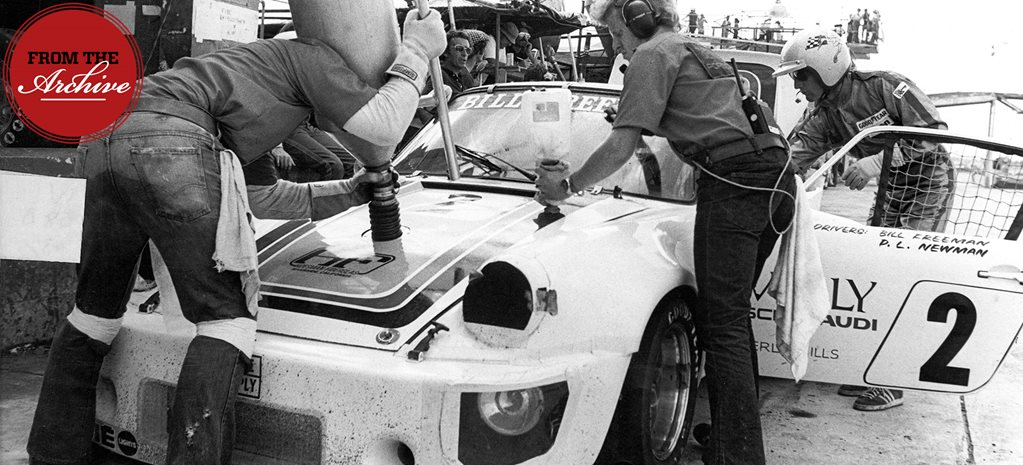 Paul Newman: Movie star, racing driver
