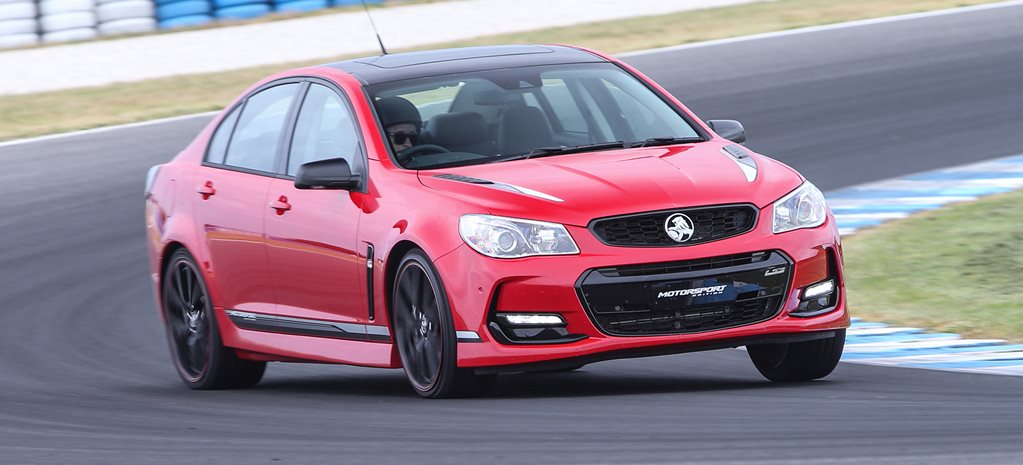 2017 Holden Commodore 'Motorsport Edition' review