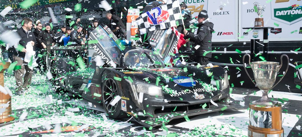 Cadillac dominates 24 Hours of Daytona