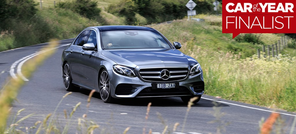 Mercedes-Benz E-Class: 2017 Car of the Year Finalist