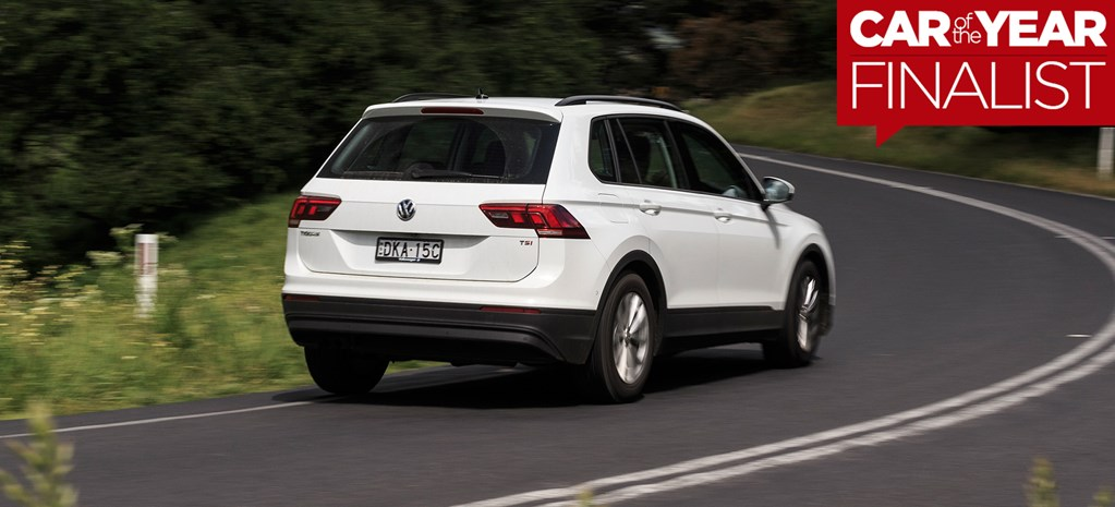 Volkswagen Tiguan: 2017 Car of the Year Finalist