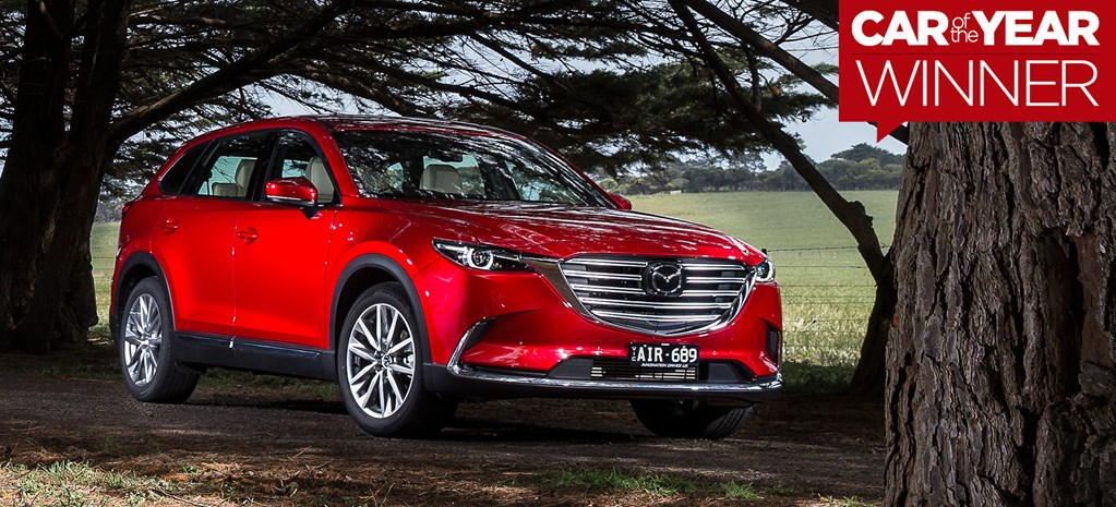 Mazda CX-9 is the 2017 Wheels Car of the Year