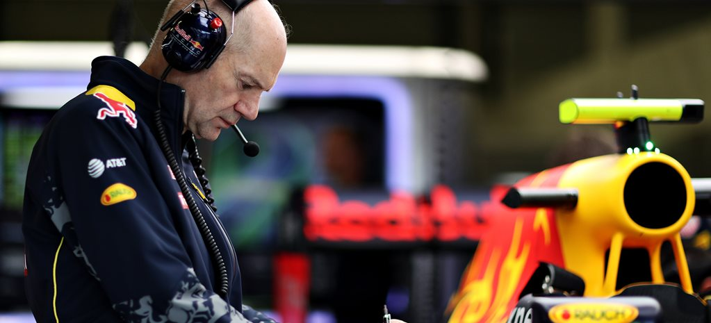 Adrian Newey 'to shine' under 2017 F1 season's regulations